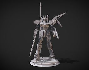 3D printable model Sword Strike Gundam