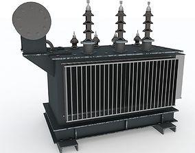 3D power transformer