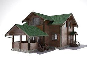 3D bar House