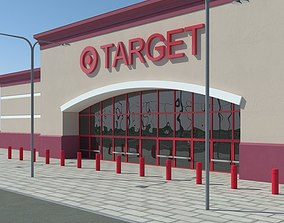 3D Target with Parkinglot