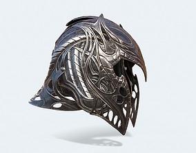 3D model Krypton Helmet