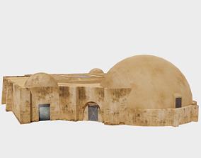 3D model Cantina Tatooine