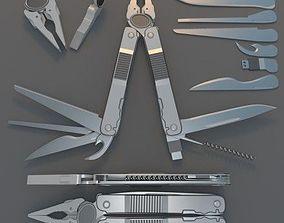 Universal Tool 3D asset