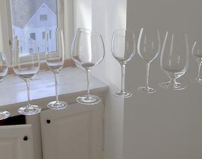 EvaSolo glass collection 3D