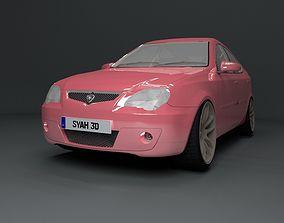 3D model animated Proton Gen2