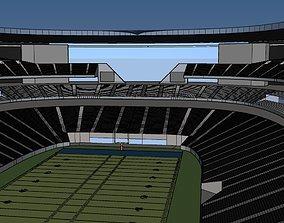 Allegiant Stadium Las Vegas Raiders 3D