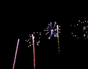 3D model Firework