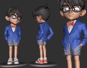 3D print model Detective conan