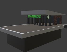 Starbucks For Unturned 3D model