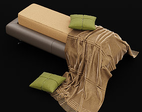 3D bed bench 6
