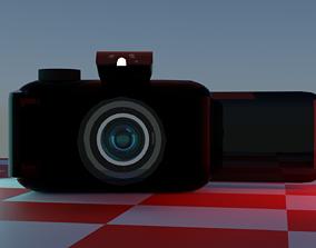 3D camera dslr