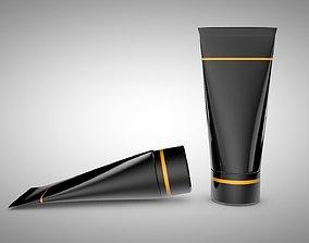 3D asset realtime Skincare Lotion - Tube