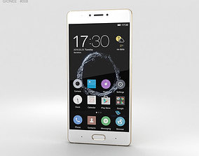 3D model Gionee S8 Gold