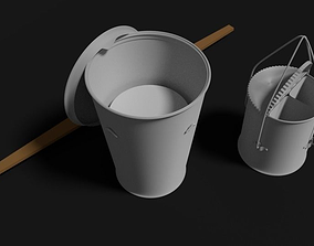 3D model Taho Container