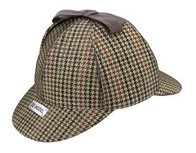 3D model Deerstalk Hat