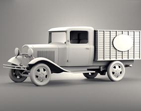 3D print model Ford car