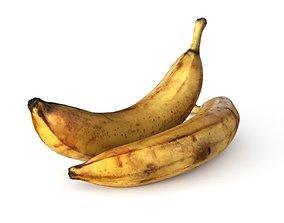 tropic Banana 3D