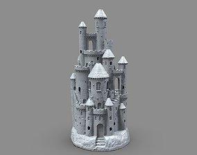 Toy Castle 3D Scan