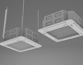 3D model Air Conditiner
