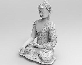 buddhist Buddha For 3D Printing
