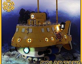 Polar Tang 3D model