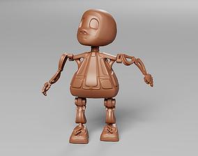 3D printable model Doll Boy
