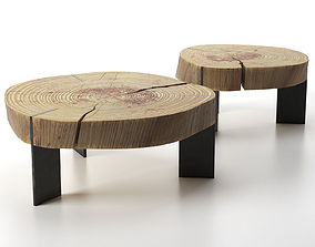 3D model Toc Coffee Tables