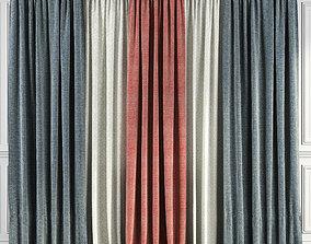 Curtain Set 89 3D