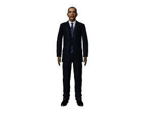 3D Obama