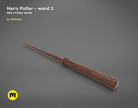 3D print model Harry Potter Wand version 2 - Harry Potter