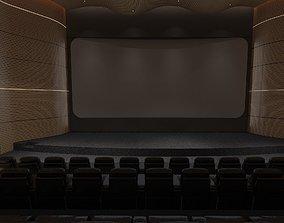 3D model Cinema Hall