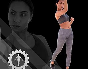 3D model Female Scan - Calypso 121