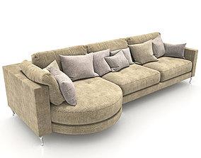 181-Sofa FAMA Opera var 1 3D model