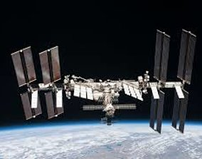 3D model The international space station