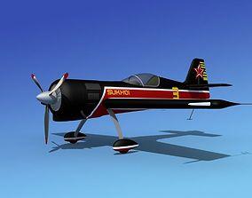 3D Sukhoi SU-26 Aerobat V05