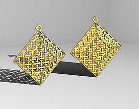Moroccan beldi style moucharabieh 3D printable model