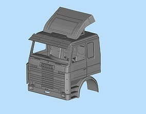 Scania 113m Cabin stl files for 3d printing rc car