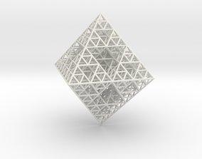 3D printable model Wire Sierpinski Octahedron