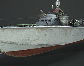 3D model Higgins PT 71