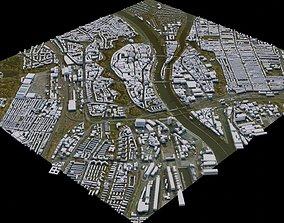 Bremen - Germany 3D model