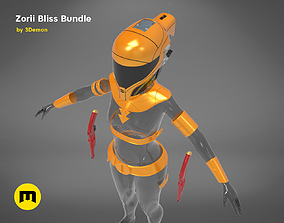 3D printable model Zorii Bliss Bundle