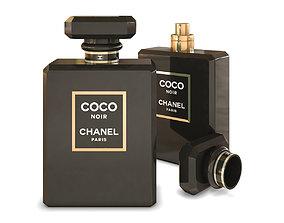 Chanel Coco Noir Perfume 3D
