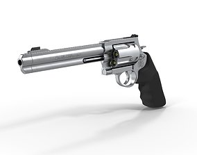 3D Smith Wesson Model 500