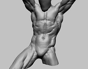Dynamic Torso 3D printable model