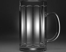 3D model beer glass type2