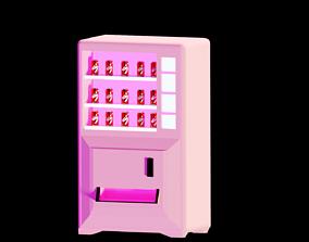 Vending Machine practice 3D