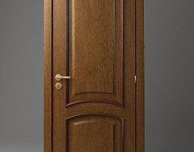 Wooden Door 3D wooden