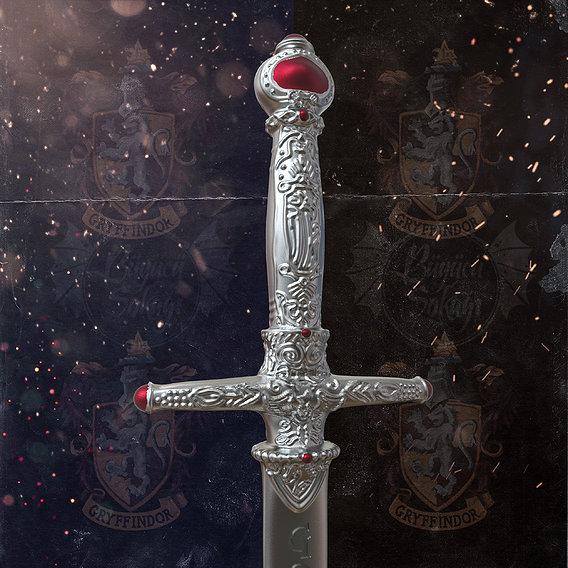 Godric Gryffindor Sword - Harry Potter