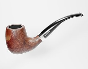 Grovemont 130 Tobacco Pipe 3D asset