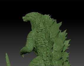 3D printable model Godzilla nuclear